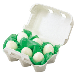 Demi-douzaine d'œufs