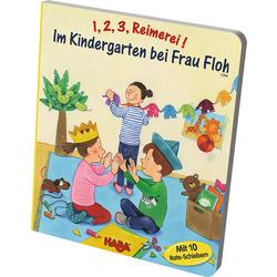 1, 2, 3, Reimerei! Im Kindergarten bei Frau Floh