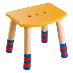 Puck's Stool, yellow