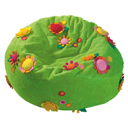 Snuggling Meadow Beanbag