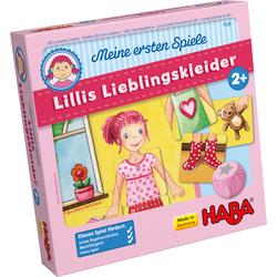 Meine ersten Spiele – Lillis Lieblingskleider