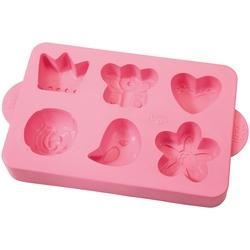 Moule à muffins en silicone Princesse