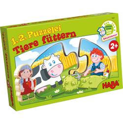 1, 2, puzzle-moi – Nourrir les animaux