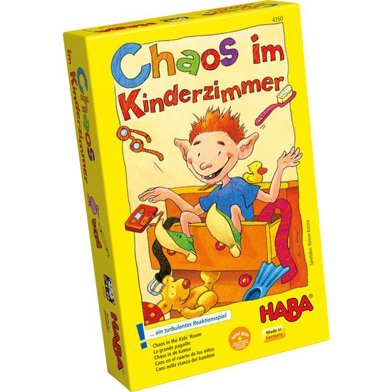kinderzimmer haba, chaos im kinderzimmer | haba - erfinder für kinder, Design ideen