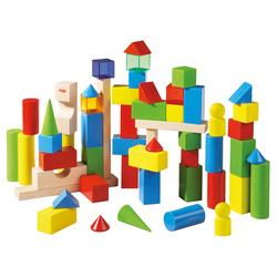 Colored building blocks maxi