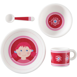 Doll Tableware Lotta