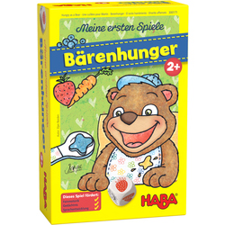 Meine ersten Spiele – Bärenhunger