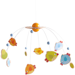 Mobile Kleine Vögelchen