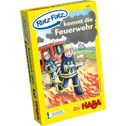Ratz Fatz kommt die Feuerwehr