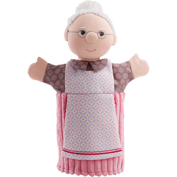 Handpuppe Oma
