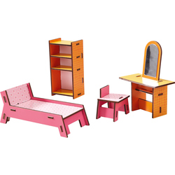 Little Friends – Dollhouse Furniture Beauty Corner