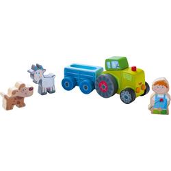 Univers de jeu Le tracteur de Pierre