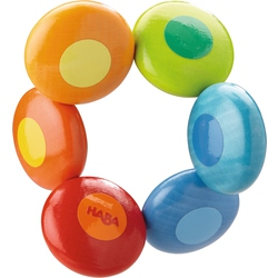 Clutching toy Rainbow Circles