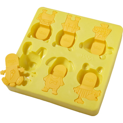Silicone popsicle tray Sweet Friends