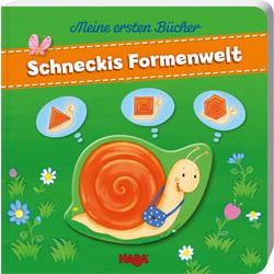 Meine ersten Bücher – Schneckis Formenwelt