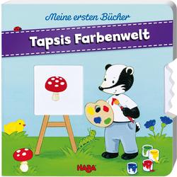 Meine ersten Bücher – Tapsis Farbenwelt