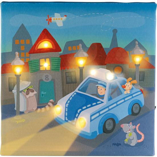Nachtlampje Op patrouille | Verlichting voor kinderkamers ...