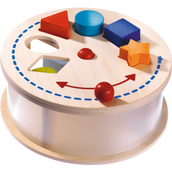 Sorting box Rainbow Carousel