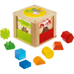 Sorting box Zoo Keeper