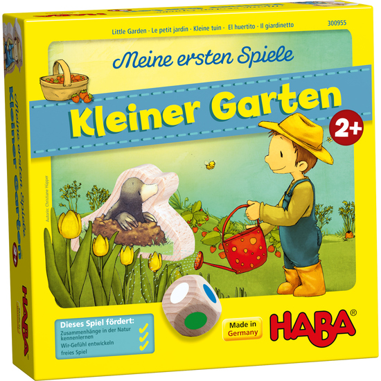 Meine Ersten Spiele Kleiner Garten Haba Erfinder Für Kinder