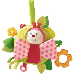 Teether Cuddly Spring butterfly