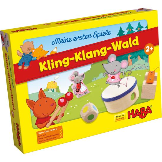 Mis Primeros Juegos El Bosque Tin Tan Haba Inventa Juguetes