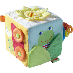 Play cube Magic frog