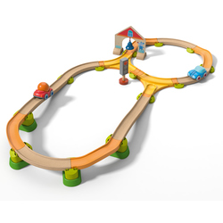 Kullerbü – Circuit de jeu Doubles tours