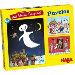 Puzzles Das kleine Gespenst