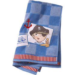 Serviette Jojo le pirate d'eau douce