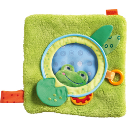Teether cuddly Magic Frog