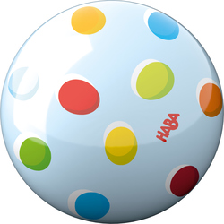 Ball Rainbow Polka Dots
