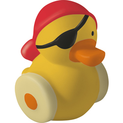 Figurine arroseuse Charly le canard pirate