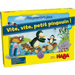 Mes premiers jeux – Vite, vite, petit pingouin !