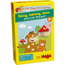 My Very First Games – Eeny, meeny, moo, where will I find you?