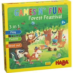 Games n' Fun: Forest Feastival