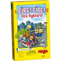 ¡Niinooo, niinooo! ¡Los bomberos!