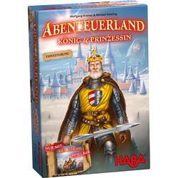 Abenteuerland – König & Prinzessin
