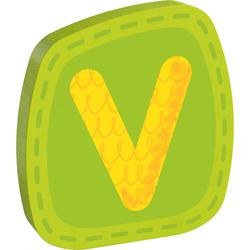 Lettera in legno V