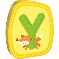 Lettera in legno Y