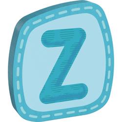 Lettera in legno Z
