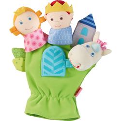 Gant marionnette de contes de fées Prince et princesse