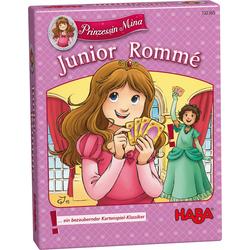 Prinses Mina – Junior-rummy