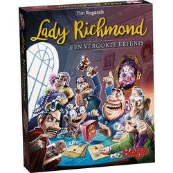 Lady Richmond – Een vergokte erfenis