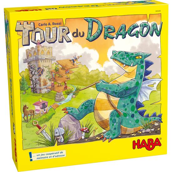 La Torre Del Dragon Haba Inventa Juguetes Para Mentes Curiosas