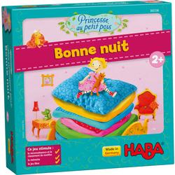 Mes premiers jeux – Princesse au petit pois – Bonne nuit