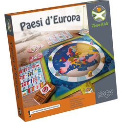 Terra Kids Paesi d'Europa