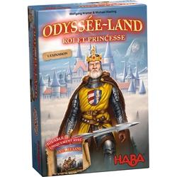 Odyssée-land – Roi et Princesse
