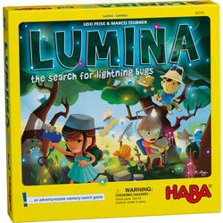 Lumina – the search for lightning bugs