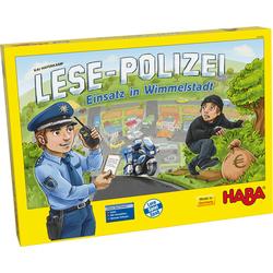 """Lese-Polizei – Einsatz in Wimmelstadt (""""Reading Police – In Action in Wimmelstadt"""")"""